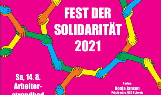 Fest der Solidarität 2021